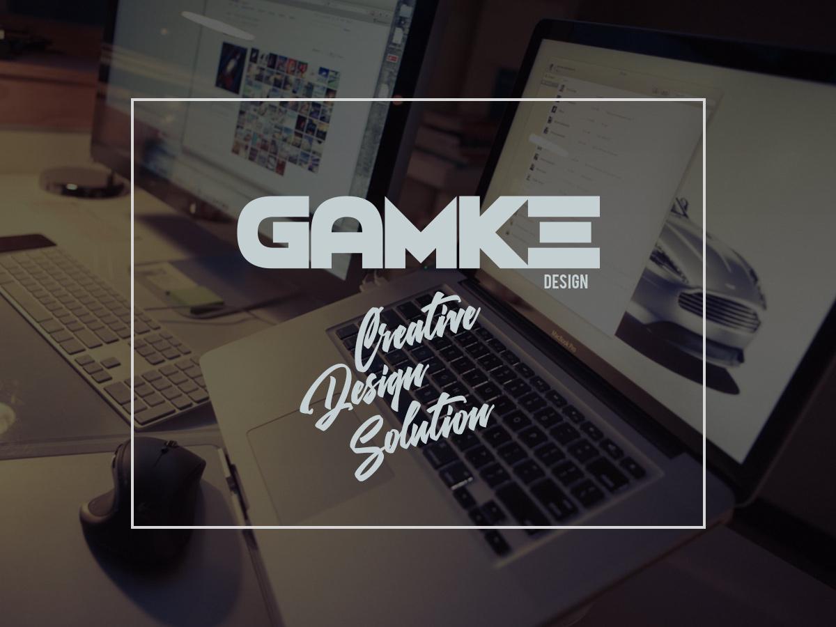 gamke design Banner Facebook