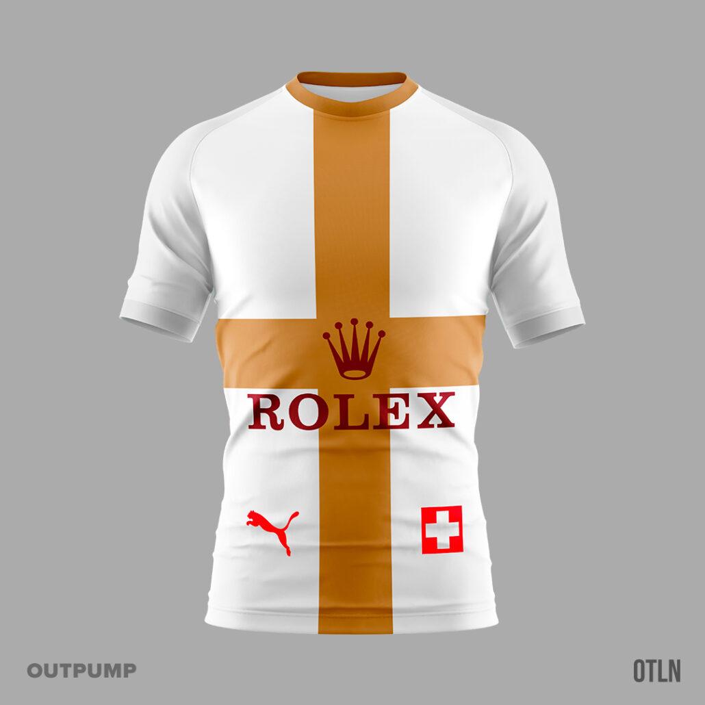 gamke design eurokit svizzera rolex